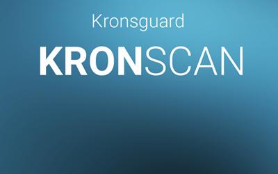 06/2017: KRONSCAN-App