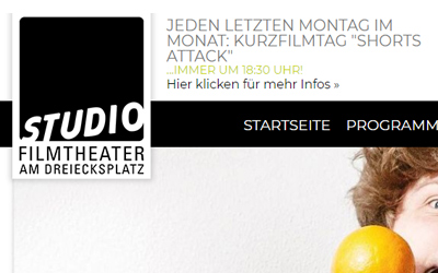 08/2016: STUDIO Filmtheater Kiel