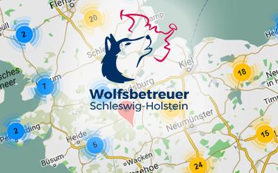 12/2015: Wolfsbetreuer Schleswig-Holstein